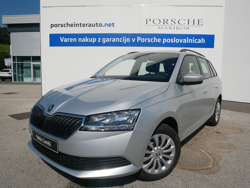 Škoda Fabia Combi 1.0 TSI Easy