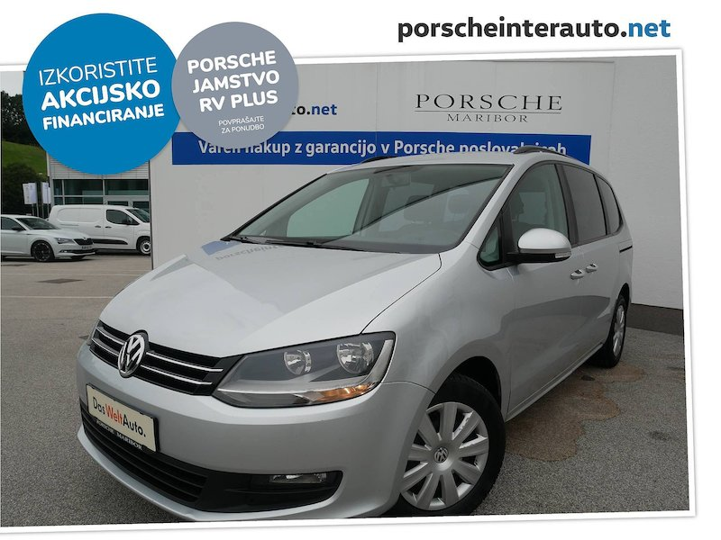 Volkswagen Sharan 2.0 TDI BlueMotion Technology Trendline