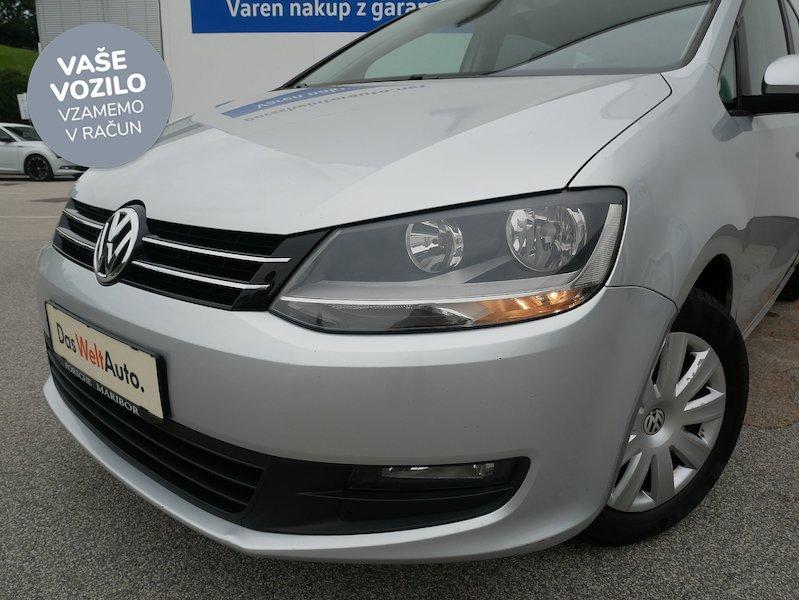 Volkswagen Sharan 2.0 TDI BlueMotion Technology Trendline6