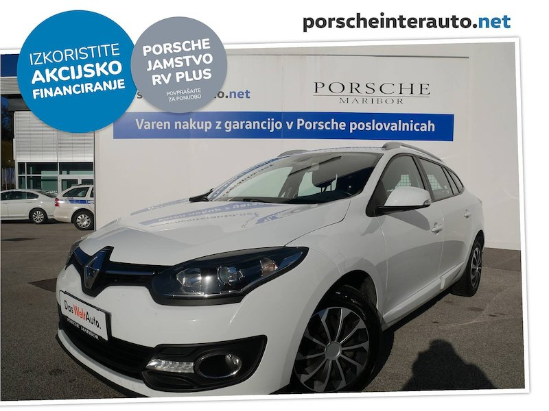 Renault Megane Grandtour dCi 110 Energy Expression - TOVORNO