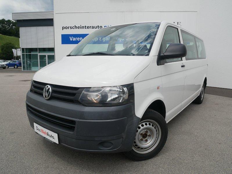 Volkswagen Transporter T5 Kombi  7+1  2.0 TDI DMR