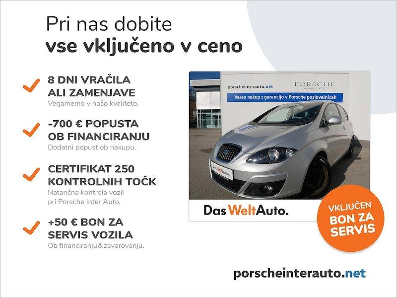 Seat Altea XL 1.6 TDI CR Reference Jubilee Start Stop - SLO2