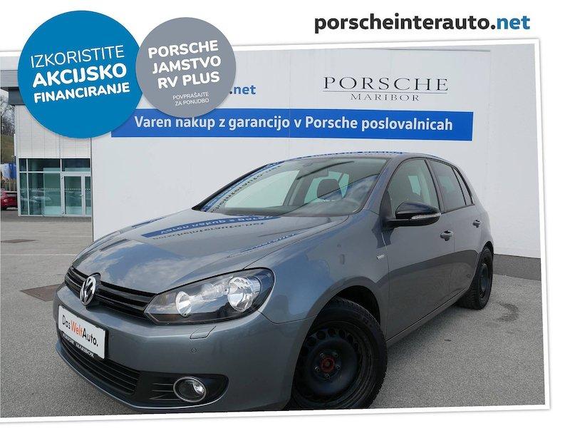 Volkswagen Golf Comfortline 1.2 TSI - SLOVENSKO VOZILO