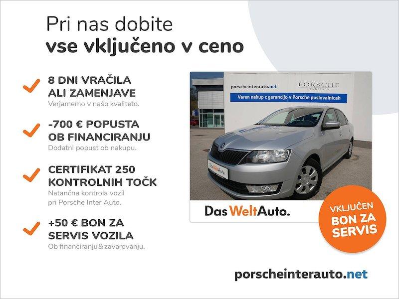 Škoda Rapid 1.2 TSI Active2