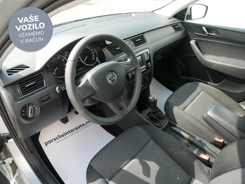 Škoda Rapid 1.2 TSI Active11