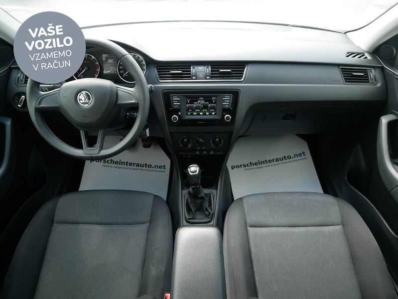 Škoda Rapid 1.2 TSI Active13