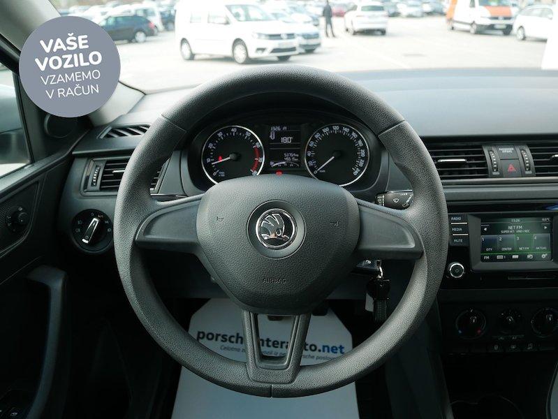 Škoda Rapid 1.2 TSI Active14