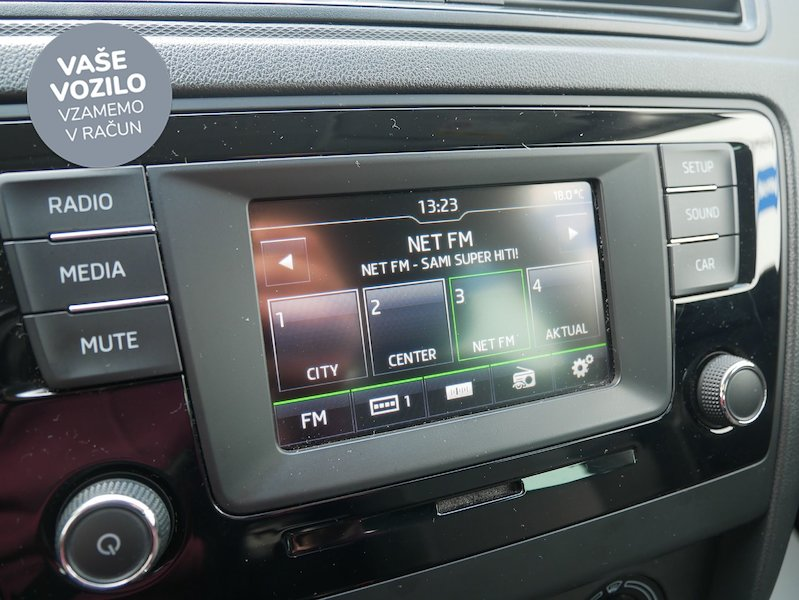 Škoda Rapid 1.2 TSI Active16