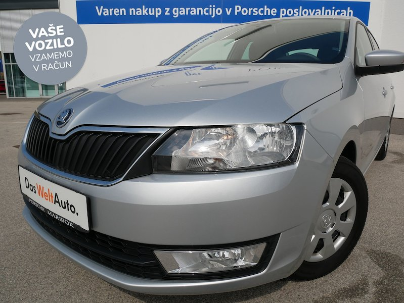 Škoda Rapid 1.2 TSI Active6