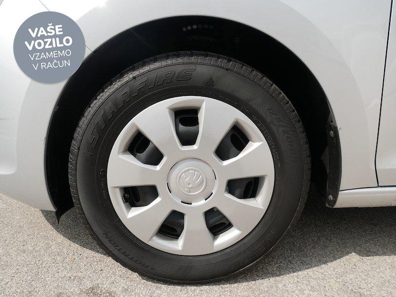 Škoda Rapid 1.2 TSI Active7