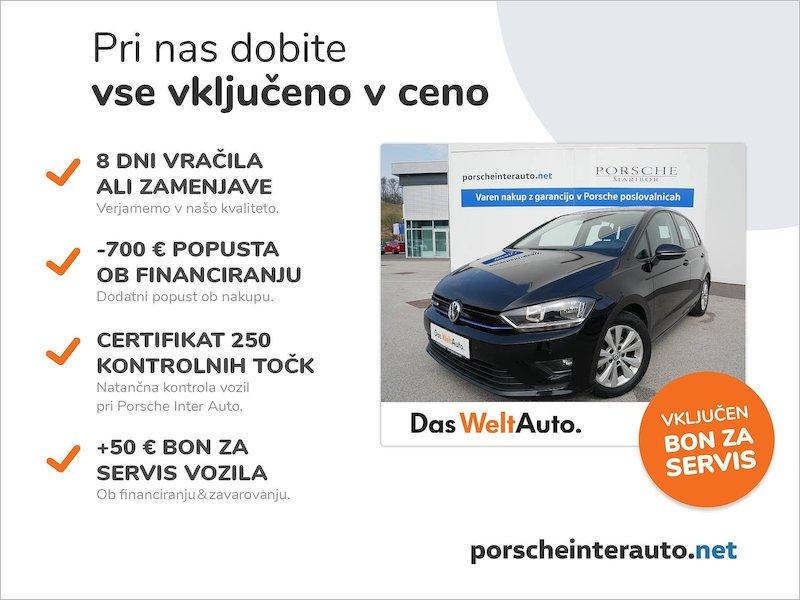 Volkswagen Golf Sportsvan 1.6 TDI BMT Comfortline2