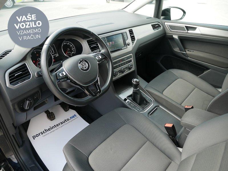 Volkswagen Golf Sportsvan 1.6 TDI BMT Comfortline11