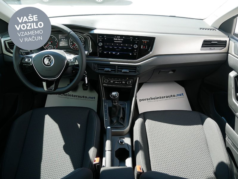 Volkswagen Polo 1.0 TSI Life13