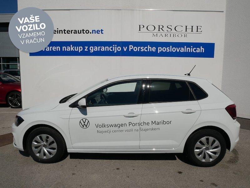 Volkswagen Polo 1.0 TSI Life4
