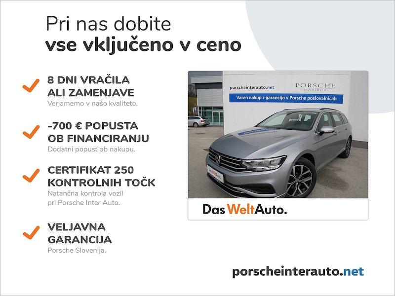 Volkswagen Passat Variant 2.0 TDI BMT SCR Business DSG2