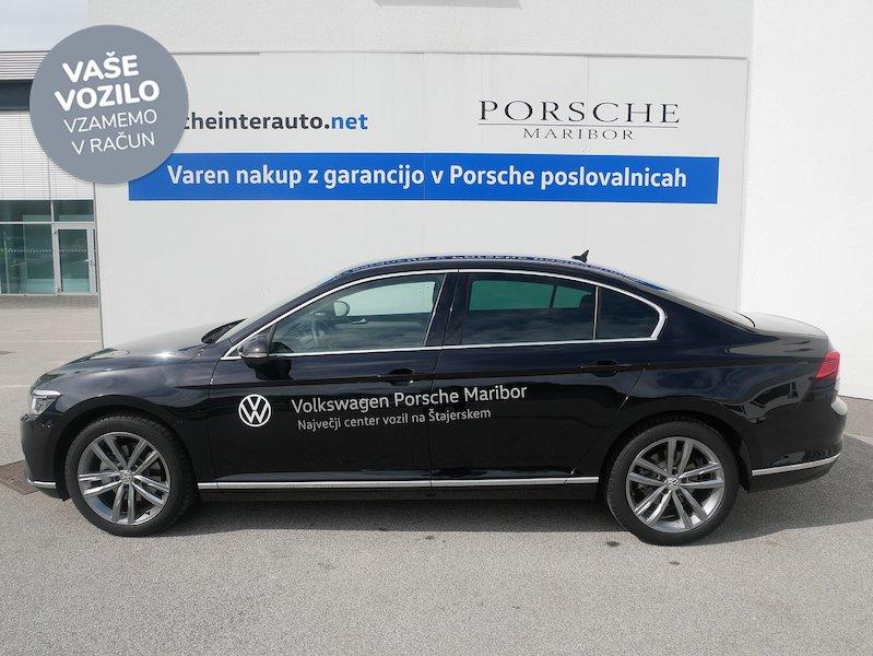 Volkswagen Passat 4motion 2.0 TDI BMT SCR Elegance DSG4