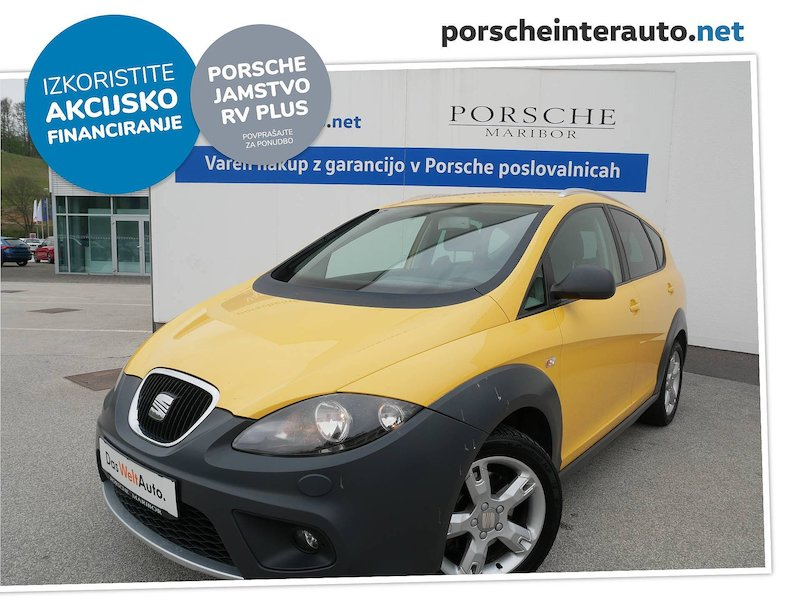 Seat Altea Freetrack 2.0 TDI DPF 4WD Medium - SLOV. VOZILO
