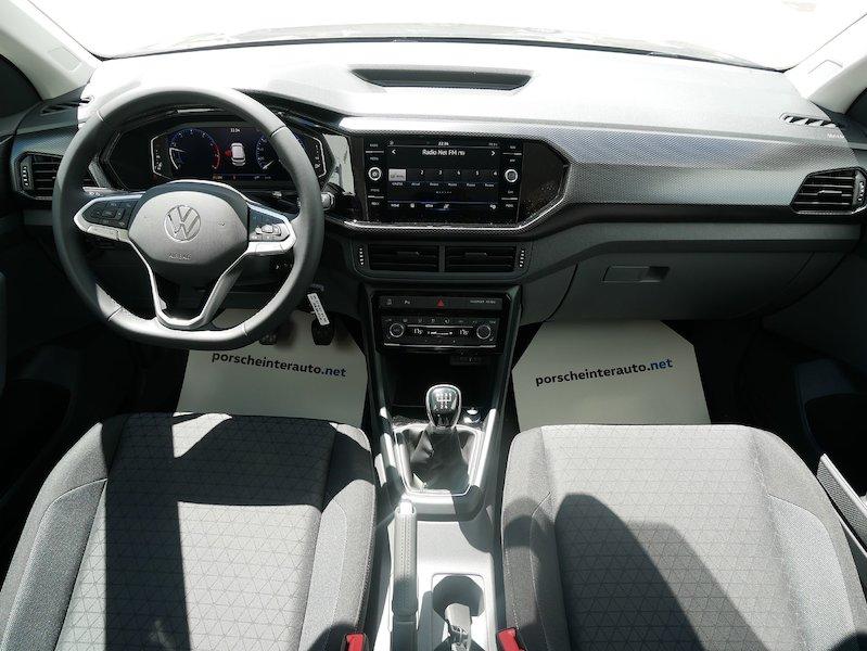 Volkswagen T-Cross 1.0 TSI BMT Life11