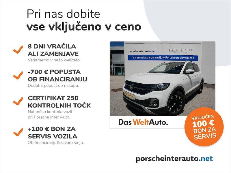 Volkswagen T-Cross 1.0 TSI BMT Life DSG - SLOVENSKO VOZILO2