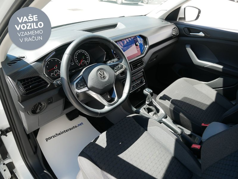 Volkswagen T-Cross 1.0 TSI BMT Life DSG - SLOVENSKO VOZILO11