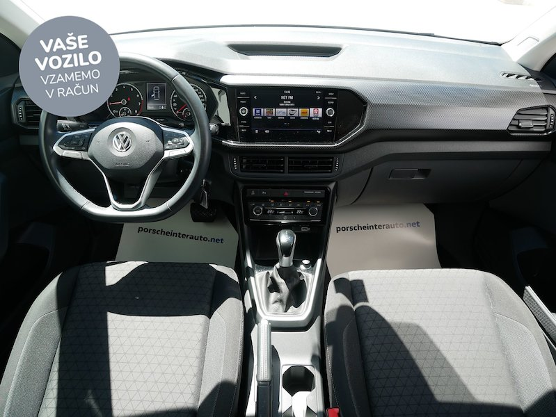 Volkswagen T-Cross 1.0 TSI BMT Life DSG - SLOVENSKO VOZILO13