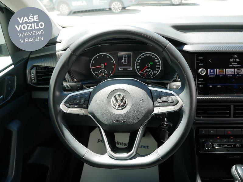 Volkswagen T-Cross 1.0 TSI BMT Life DSG - SLOVENSKO VOZILO14