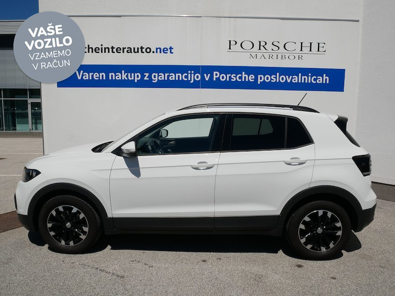Volkswagen T-Cross 1.0 TSI BMT Life DSG - SLOVENSKO VOZILO4