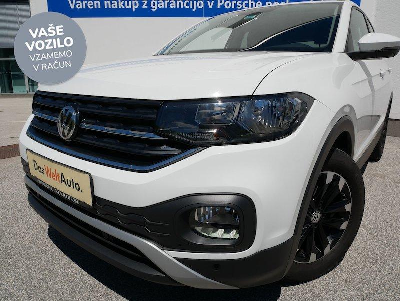 Volkswagen T-Cross 1.0 TSI BMT Life DSG - SLOVENSKO VOZILO6