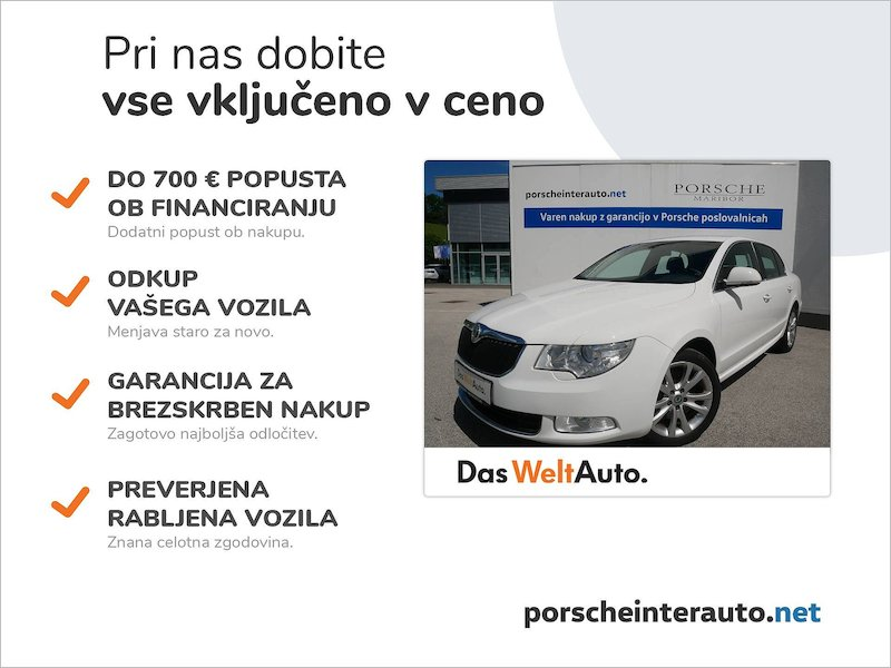 Škoda Superb 1.8 TSI Ambition DSG - SLOVENSKO VOZILO2