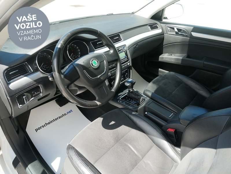 Škoda Superb 1.8 TSI Ambition DSG - SLOVENSKO VOZILO11
