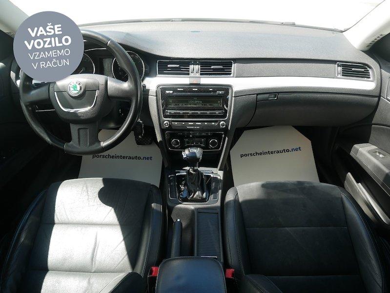 Škoda Superb 1.8 TSI Ambition DSG - SLOVENSKO VOZILO13