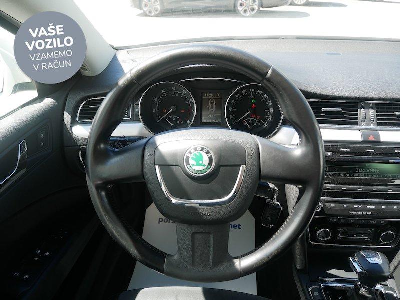 Škoda Superb 1.8 TSI Ambition DSG - SLOVENSKO VOZILO14