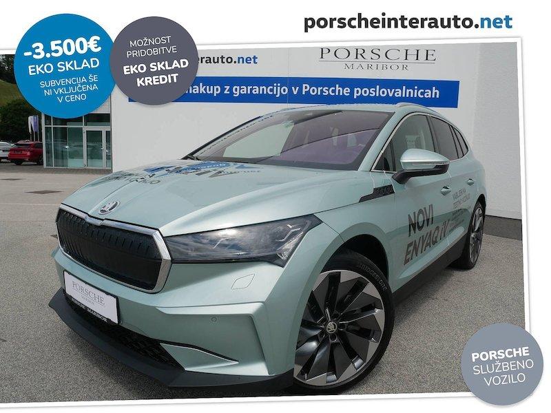 Škoda Enyaq iV 80 - NOVI MODEL