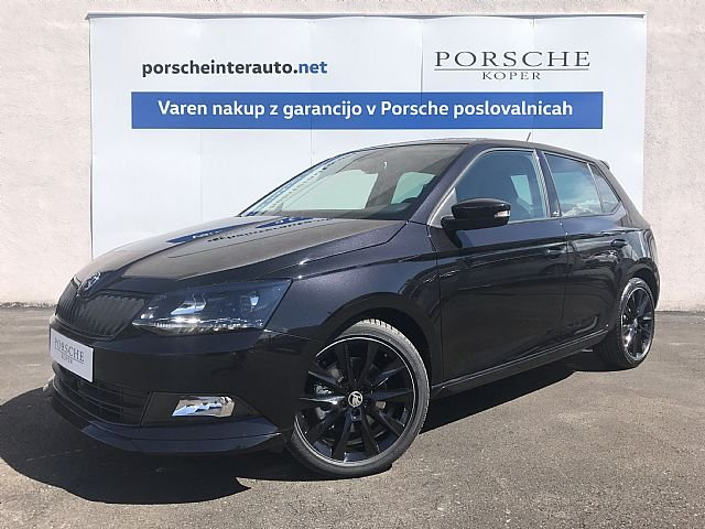 Škoda Fabia 1.2 TSI Black Edition