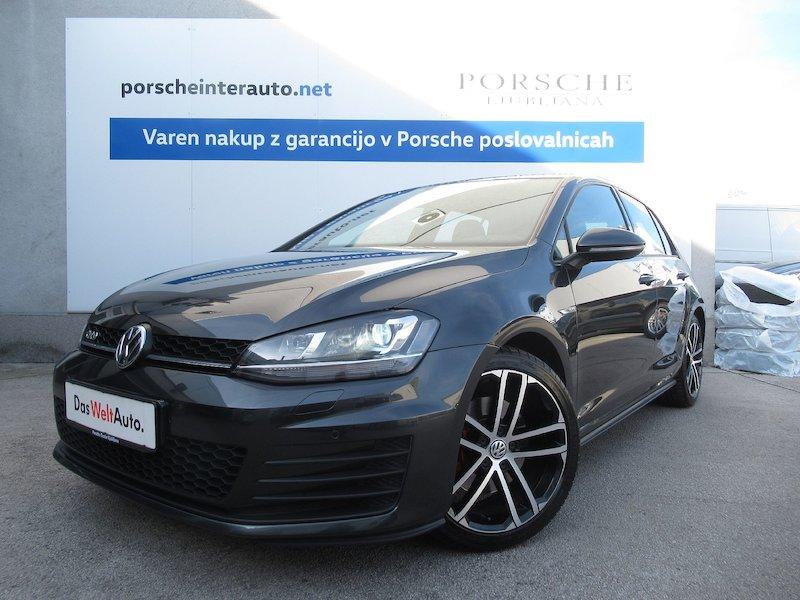 Volkswagen Golf 2.0 GTD BMT DSG