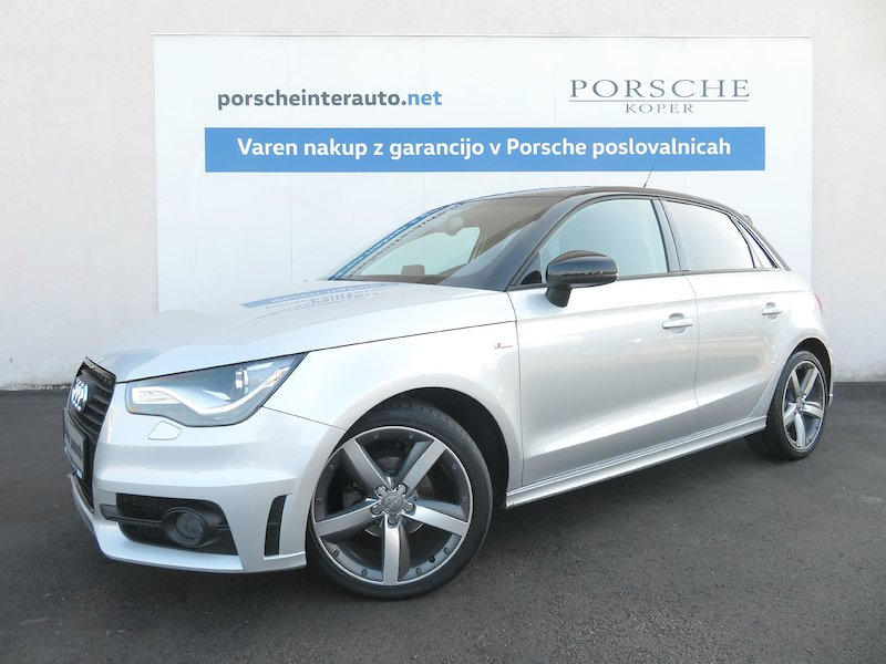 Audi A1 Sportback 1.6 TDI Attraction S-tronic