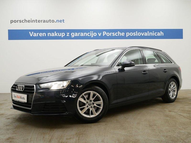 Audi A4 Avant 2.0 TDI Business S tronic