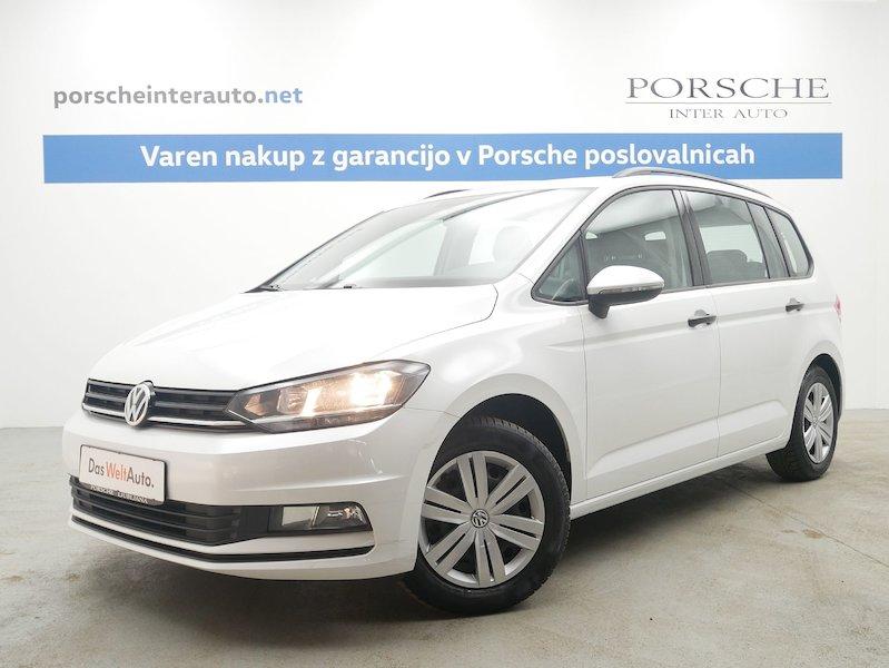 Volkswagen Touran 1.6 TDI BMT Trendline