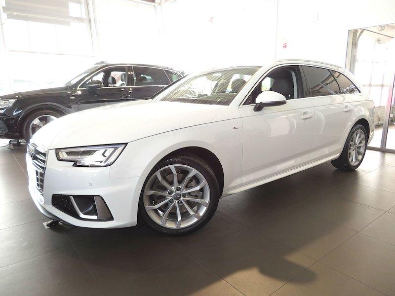 Audi A4 Avant 35 TDI S tronic S-line Limited Edition