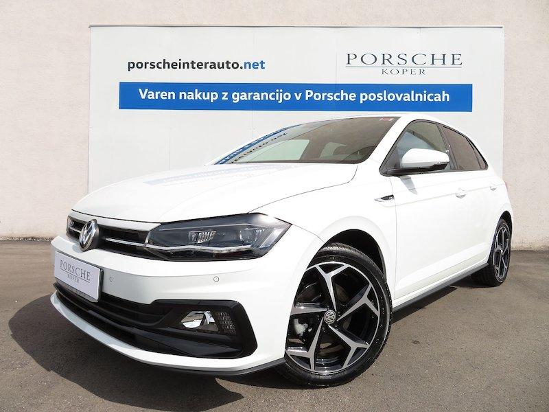 Volkswagen Polo 1.0 TSI R-Line Edition App Connect