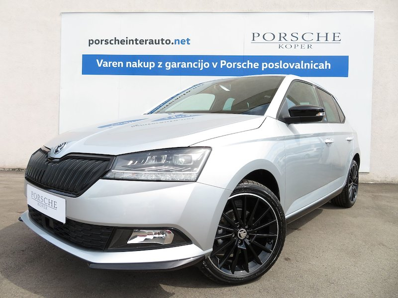 Škoda Fabia 1.0 TSI Monte Carlo LED Lights