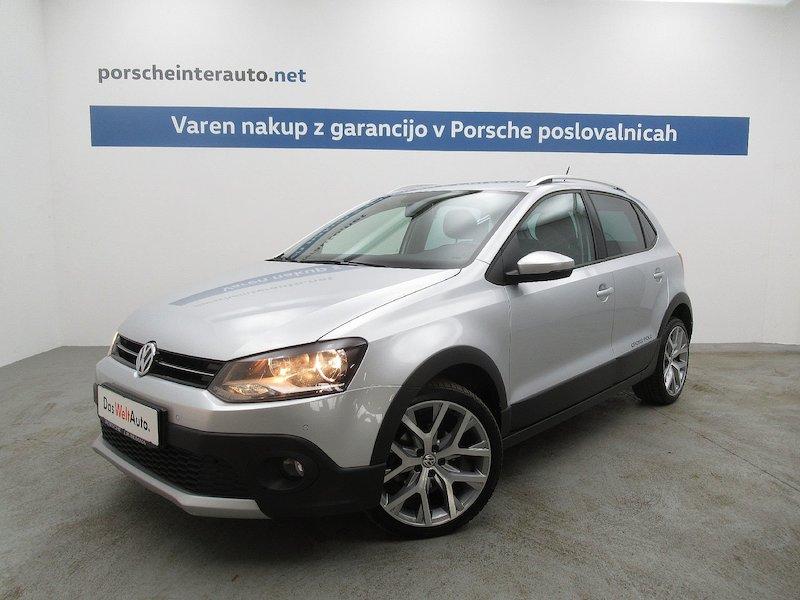 Volkswagen Polo 1.4 TDI BMT CrossPolo