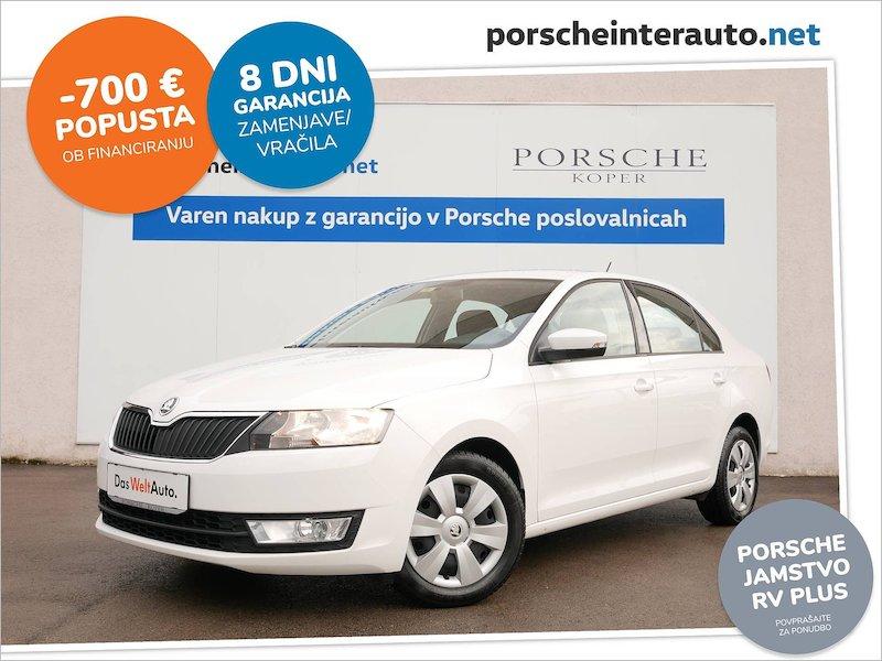 Škoda Rapid 1.4 TDI Active - SLOVENSKO VOZILO