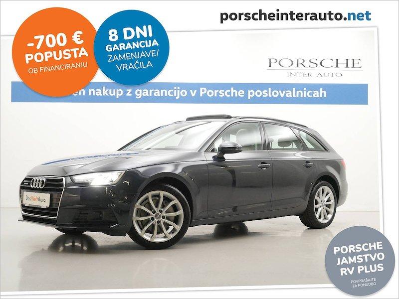 Audi A4 Avant quattro 2.0 TDI S tronic