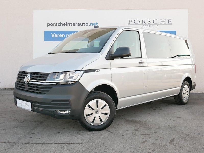 Volkswagen Transporter Kombi  7+1  DMR - SLOVENSKO VOZILO