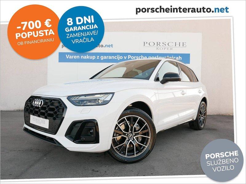 Audi Q5 quattro 40 TDI S line S tronic - AUDI BON