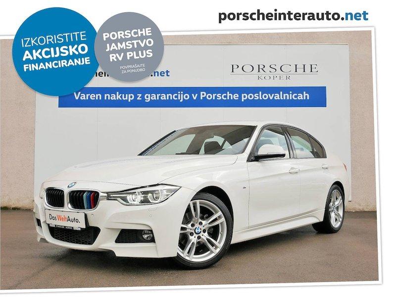 BMW serija 3 318d M Sport - SLOVENSKO VOZILO1