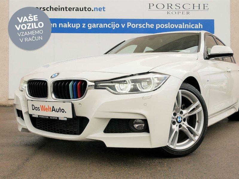BMW serija 3 318d M Sport - SLOVENSKO VOZILO6