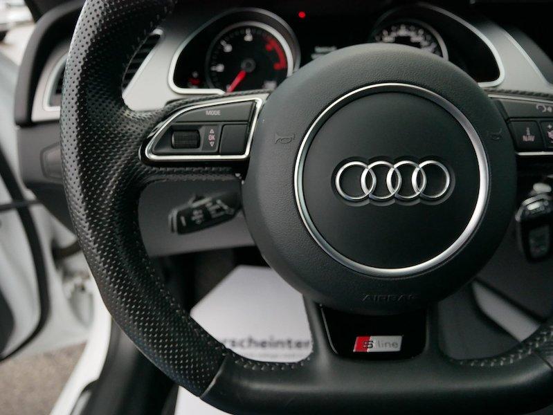 Audi A5 Sportback 2.0 TDI Business Sport-SLOVENSKO VOZILO20