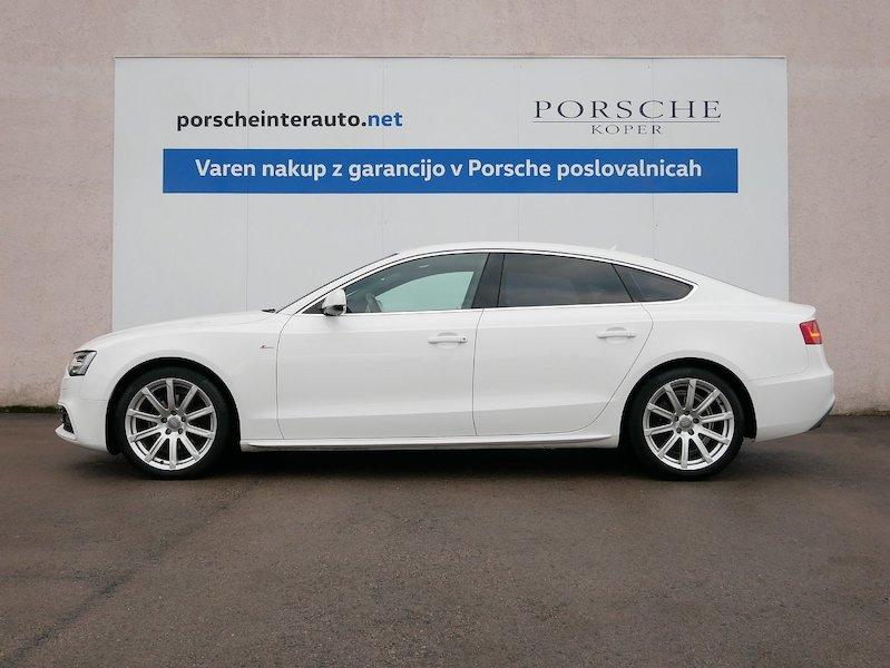 Audi A5 Sportback 2.0 TDI Business Sport-SLOVENSKO VOZILO3
